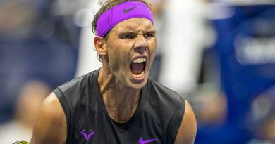Rafael Nadal reveals the happiness of the win against Schwartzman