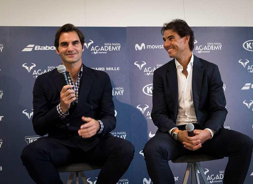 "Rafael Nadal ""Roger Federer is the best ever"""
