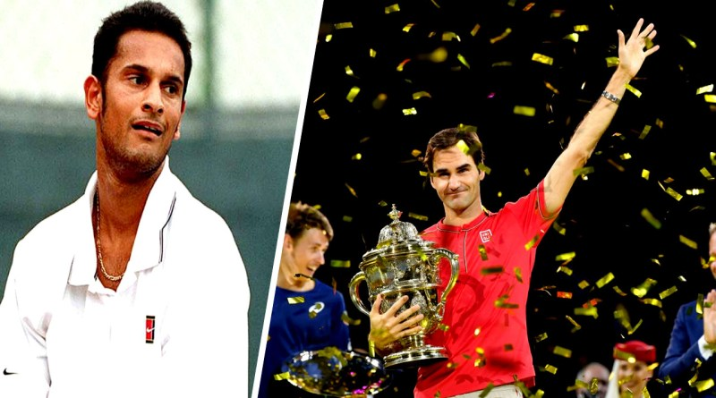"Arvin Parmar praised Roger Federer ""it was emotional for him"""