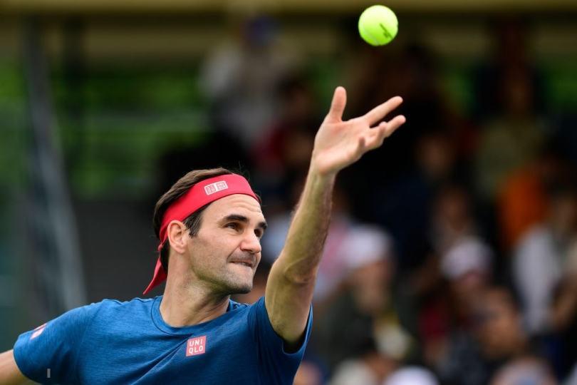 "Roger Federer ""I'm not playing because of Nadal or Djokovic"""