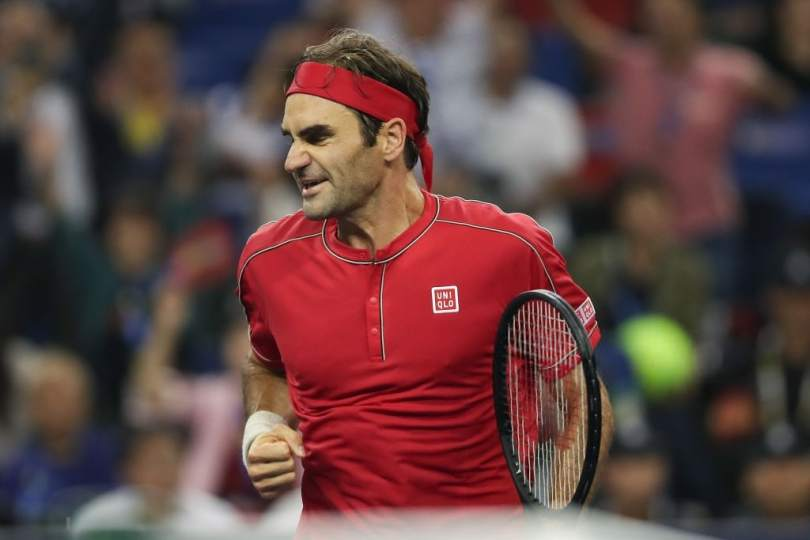 Roger Federer will play Chinese exhibition until 2023
