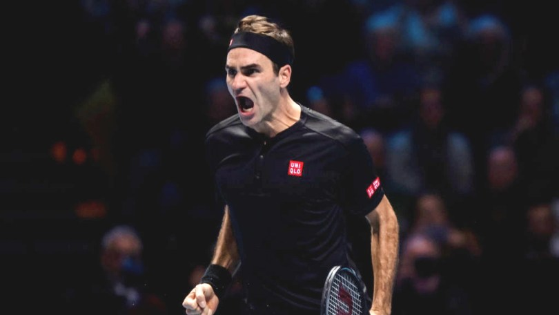 This is what Roger Federer said after beating Djokovic