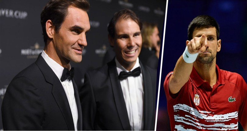 Novak Djokovic invites Federer and Nadal to talk about ATP Future