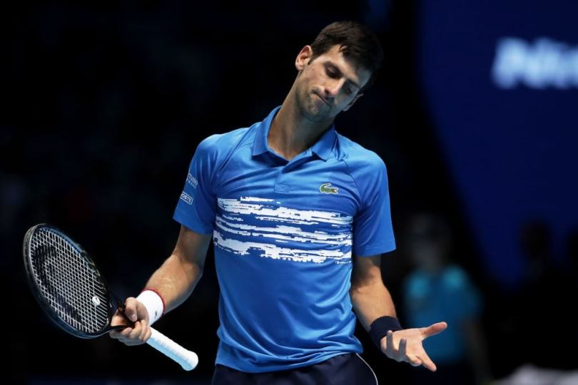 Novak Djokovic Full Press Conference after Thiem loss