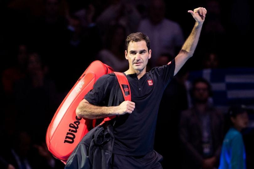Roger Federer full Press Conference after Tsitsipas loss