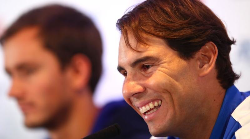 Rafael Nadal gives injury update ahead of Nitto ATP Finals 2019