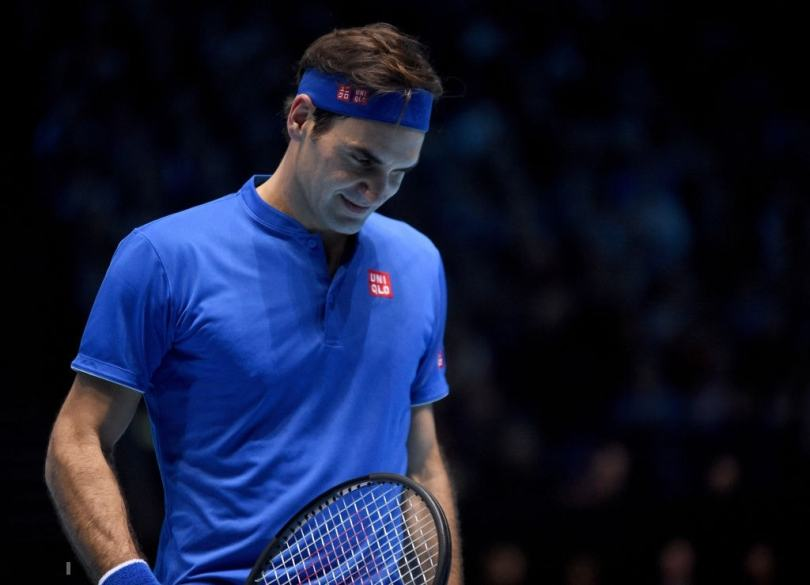 Check Roger Federer practice for London / Matches Schedule