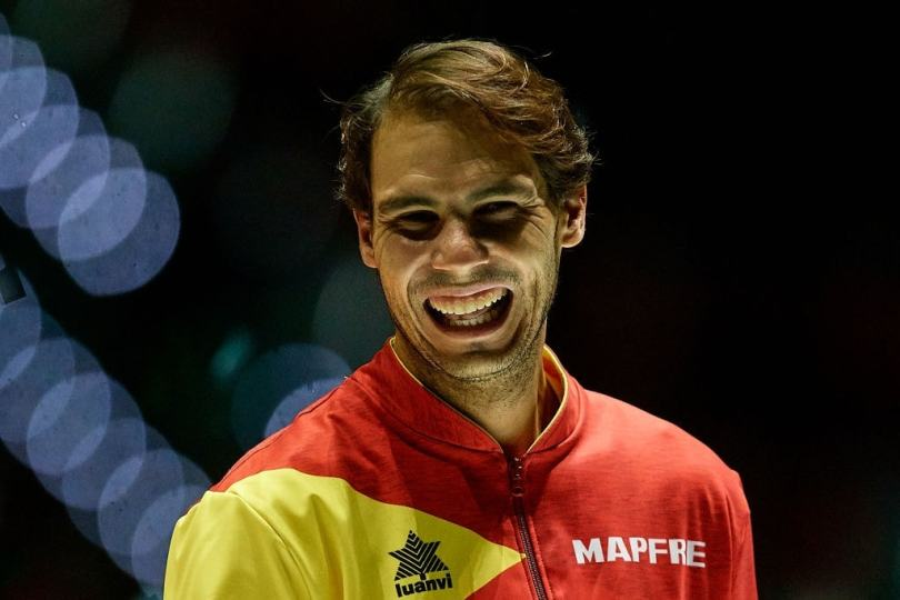 Rafael Nadal reveals how good Davis Cup was for him