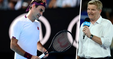 Jim Courier reveals something Roger Federer is not happy with