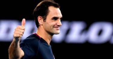 Roger Federer - Press Conference after R2 win