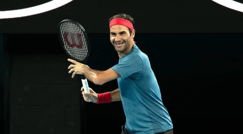 Roger Federer reveals the happiness to help Australian bushfires victims