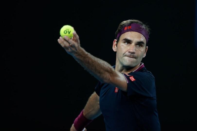 Roger Federer - Press Conference 1R win