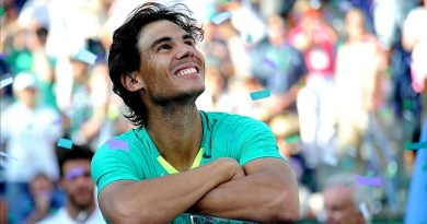 Rafael Nadal - Indian Wells 2020 - Outfit