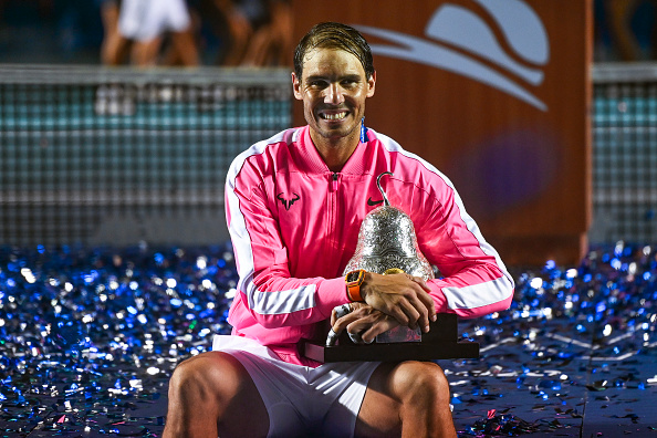 Rafael Nadal Press Conference after winning Mexican Open 2020