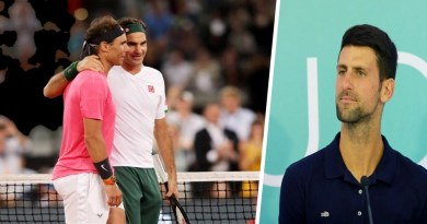 """I would like to hear from Roger Federer and Rafael Nadal,"" says Caujolle"