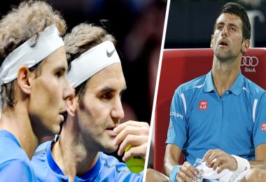 """""""Federer and Nadal should hold Djokovic to account"""" says Annacone"""