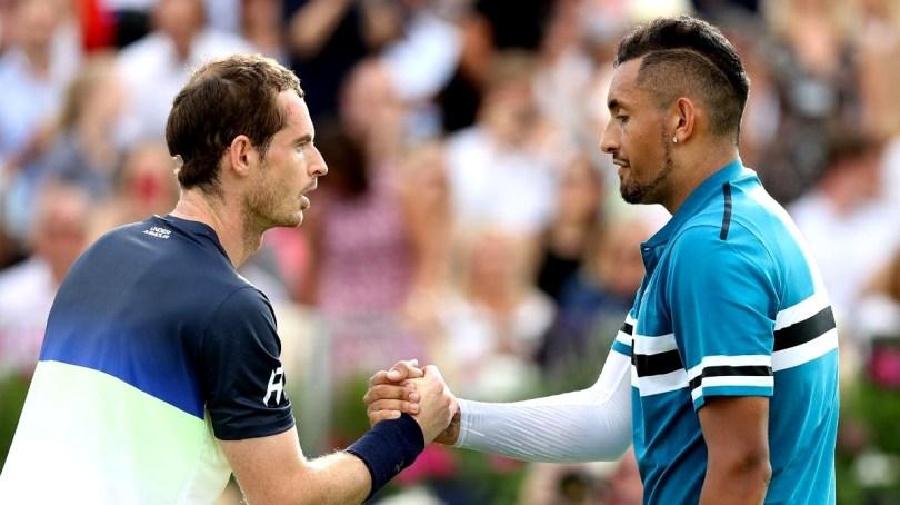 Murray and Kyrgios slam Novak Djokovic's coronavirus issue