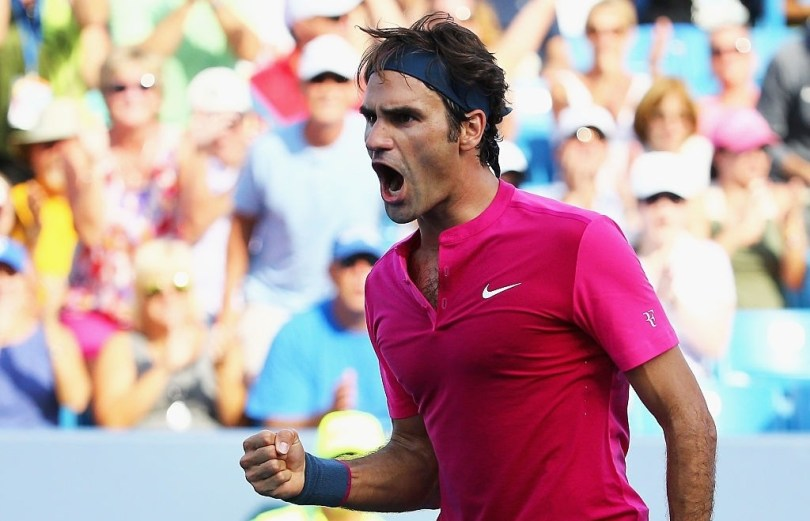 """Roger Federer is the toughest opponent in Tennis History"" Proved with records"