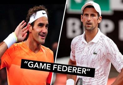 Watch: Tennis Umpire calls 'Game Federer' in Djokovic's Match