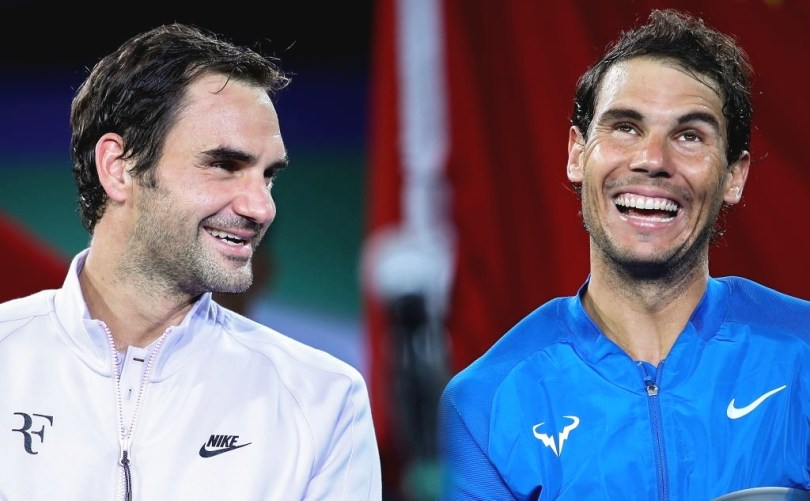 Rafael Nadal reveals why Roger Federer is still playing Tennis
