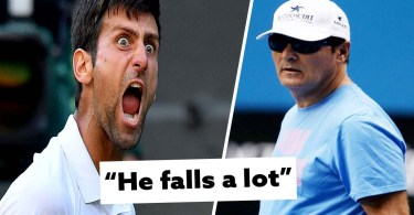 "Toni Nadal blasts Novak Djokovic with 2 advice ""He falls a lot"""
