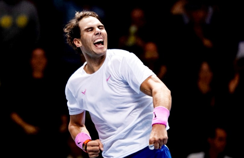 Rafael Nadal is motivated for ATP Finals 2020
