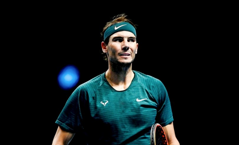 Rafael Nadal Impressive Interview after Medvedev Loss - ATP Finals 2020