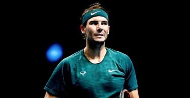Rafael Nadal Impressive Interview after Medvedev Loss - ATP Finals 2020