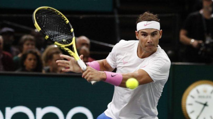Rafael Nadal tells the reason for not winning Paris-Bercy yet