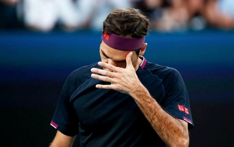 Breaking! Roger Federer has withdrawn from the Australian Open 2021