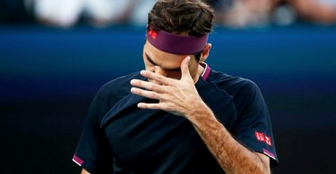 Breaking! Roger Federer has withdrawn from the Australian Open 2021