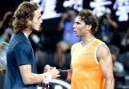 Rafael Nadal vs Stefanos Tsitsipas - match facts Australian Open 2021