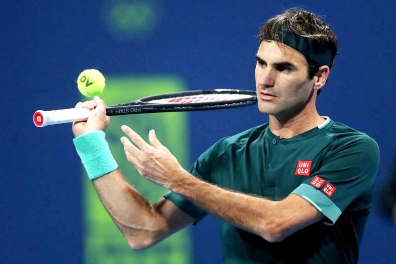Roger Federer shares his goals for the 2021 season