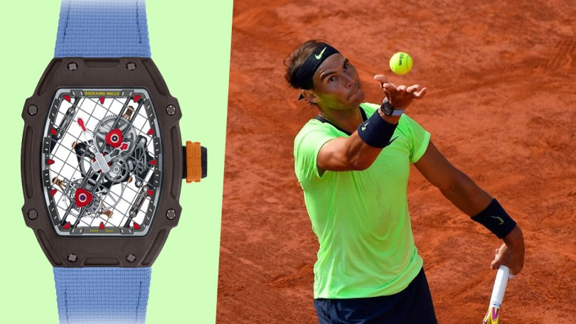Everything you should know about Rafael Nadal famous Watch