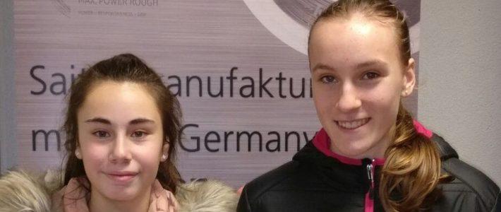 Leonie Schuknecht und Nick Lemke dominieren ihre Konkurrenzen
