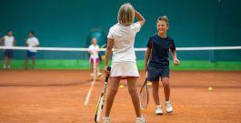 Zwei Tenniscamps in den Sommerferien