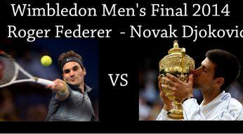 Wimbledon 2014 Final Betting Tips and Predictions. Roger Federer vs Novak Djokovic
