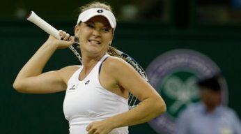 Agnieszka Radwanska Wimbledon 2015