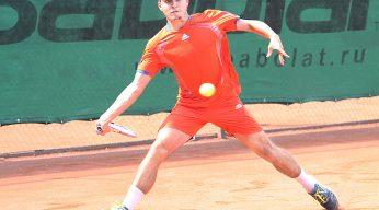 Aslan Karatsev | ATP Moscow 2015