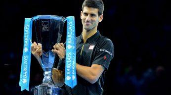 Djokovic ATP World Tour Finals 2015