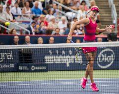 Eugenie Bouchard Tennis Tips UK