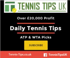 tennis tips uk banner