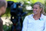 Andrea Hlavackova fed cup interview