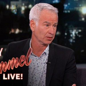 John McEnroe Thinks He Could Beat Serena Williams