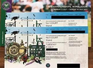 Championship Wimbledon Tickets Lottery