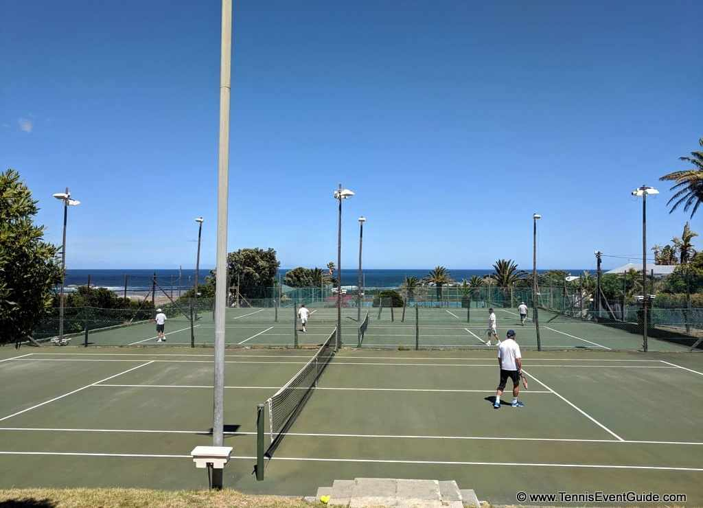 Clifton Tennis Club Cape Town