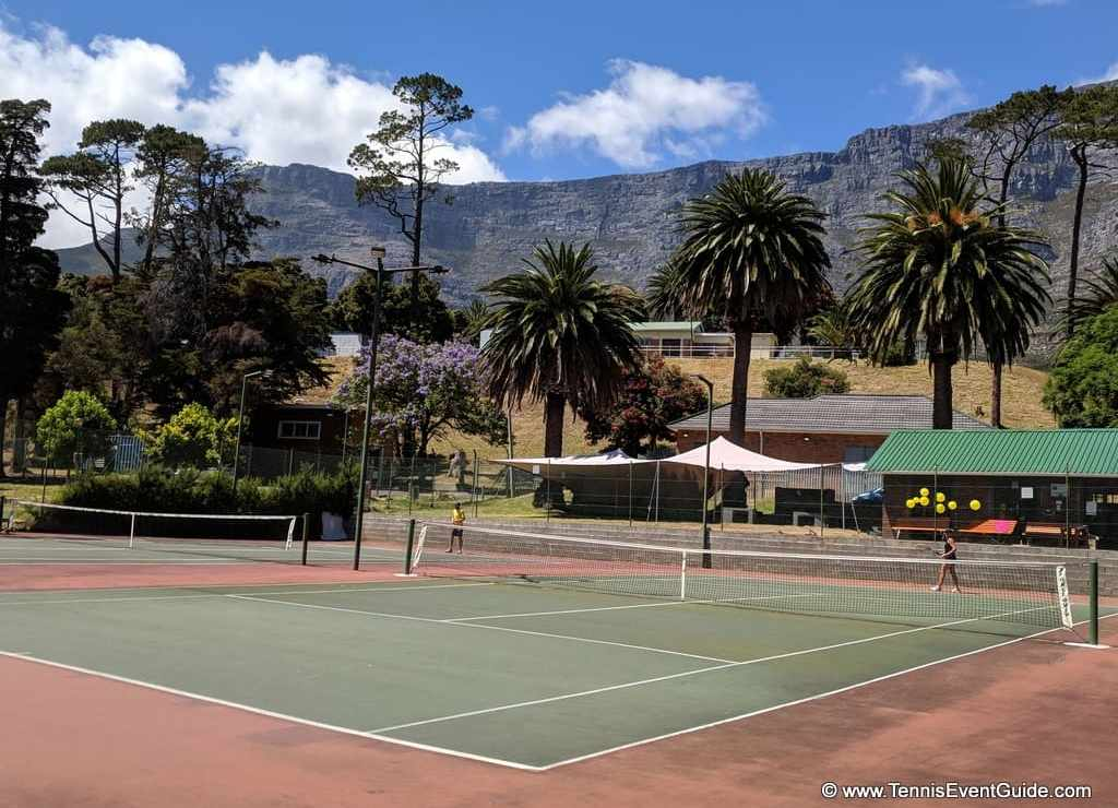 Gardens Lawn Tennis Club Cape Town