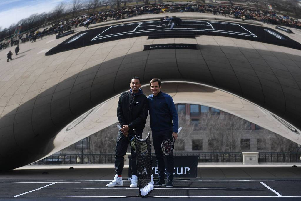 Laver Cup - Chicago, Sept 21-23, 2018