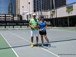Tennis in Buenos Aires