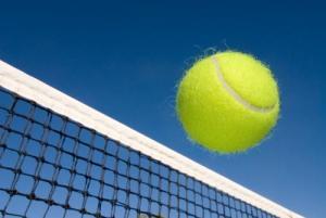 Tennis-Ball-Net-Sky